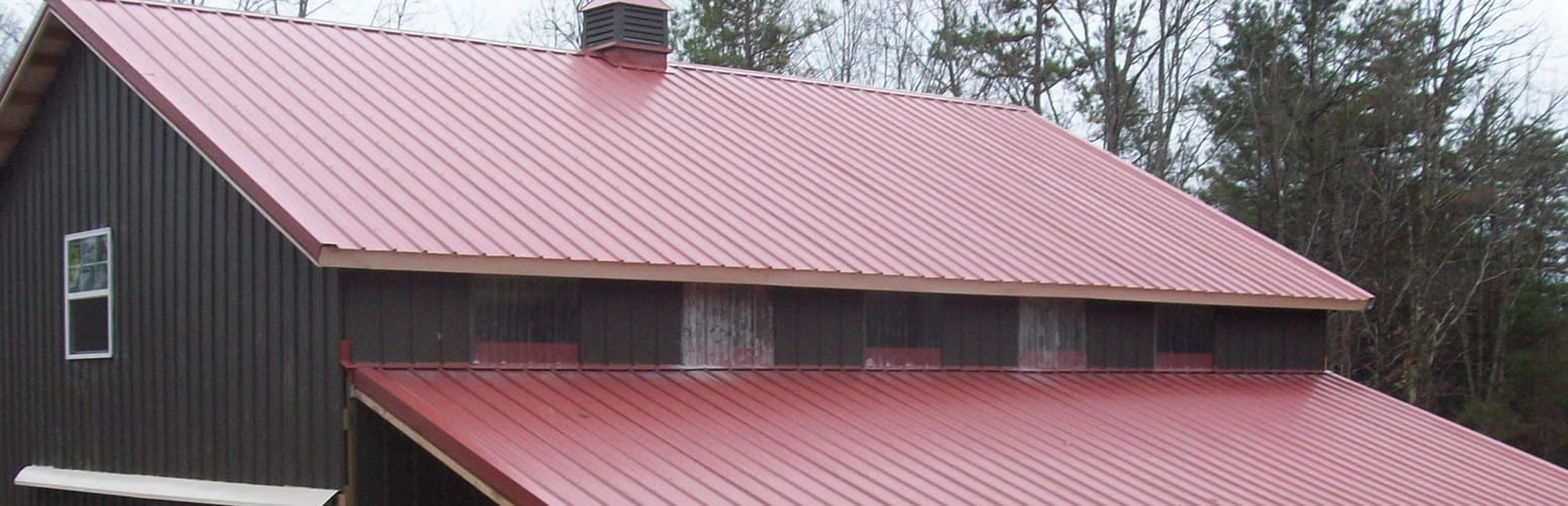 Discount Metal Roofing - $75 Delivery Nationwide